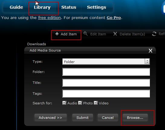 tversity free download for mac