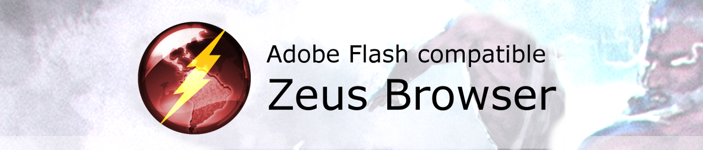 Zeus Browser - Flash Browsing on BB10